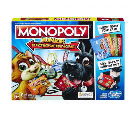 Monopoly Junior: Elektronické bankovnictví cz verz