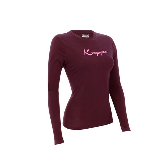 Kappa Longsleeve LASIL Purple