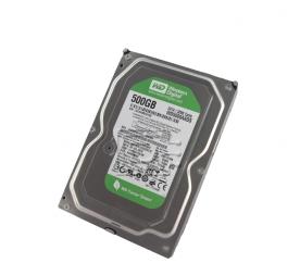 WD merevlemez WD5000AADS 500GB