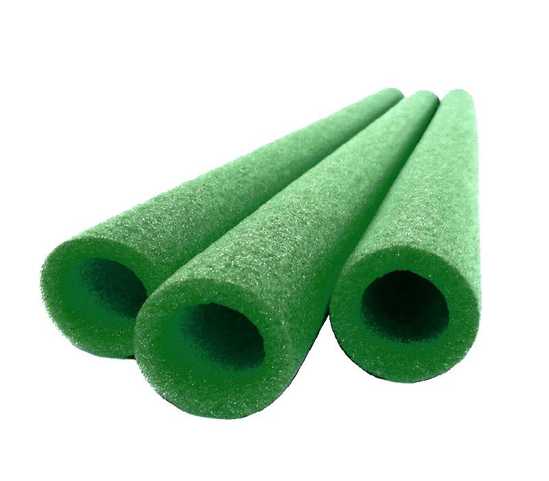 Aga Penová ochrana na trampolínove tyče MIRELON 100 cm Dark Green