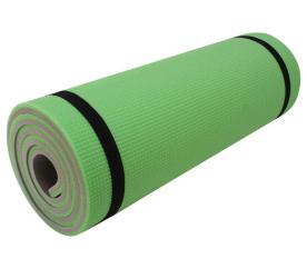 Aga Podložka na cvičení YOGA Světle zelená