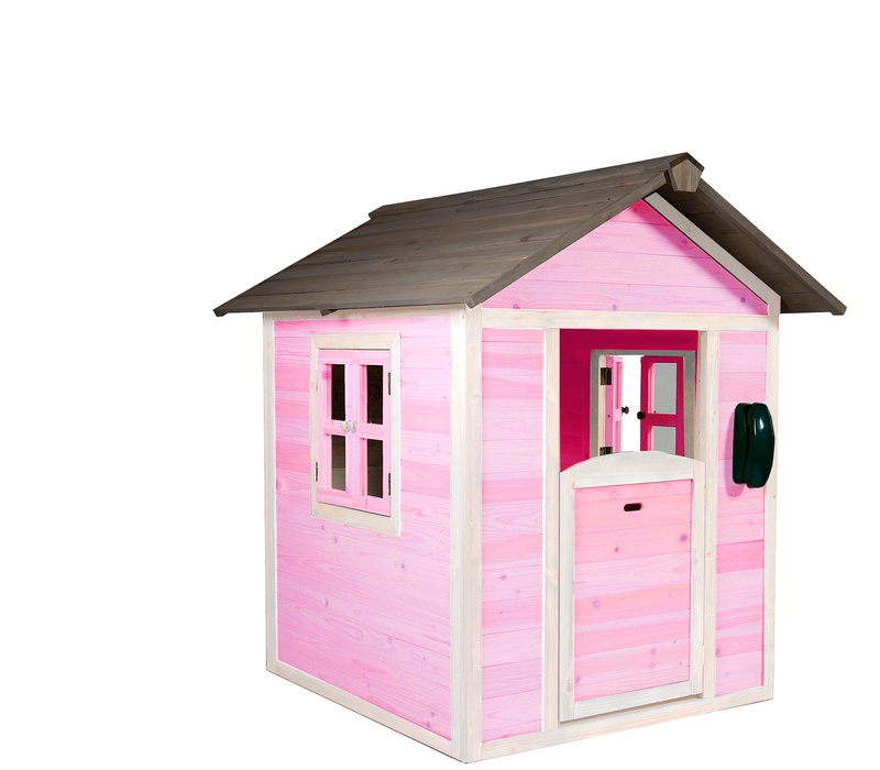 Axi Hrací domeček LODGE Pink