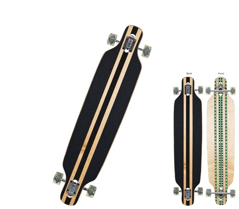 Clamaro Longboard APEX Green 43