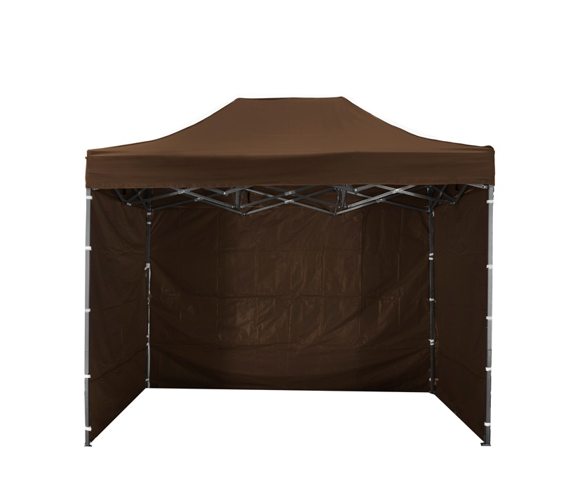 Aga Prodejní stánek 3S POP UP 2x3 m Brown