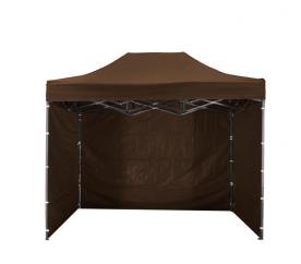 Aga Predajný stánok 3S POP UP 2x3 m Brown