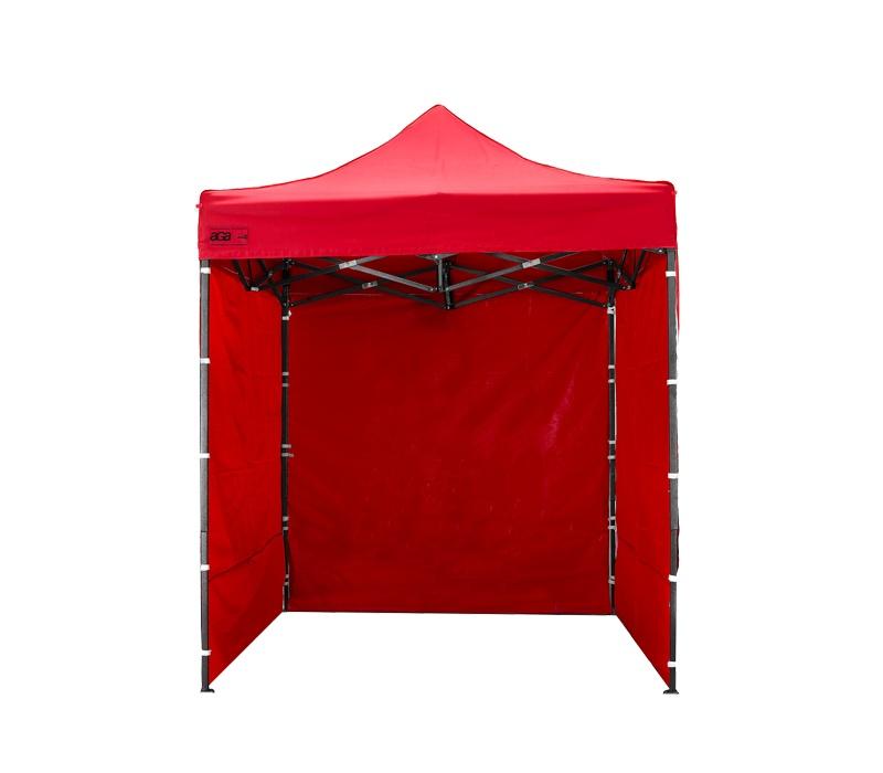 Aga Predajný stánok 3S PARTY 2x2 m Red