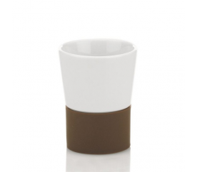 Pohár PIANO keramika / silikon - Kela