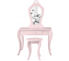 Chomik Dětský toaletní stolek Pink