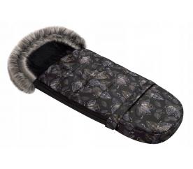 Aga bundazsák Premium Leaf Black + táska