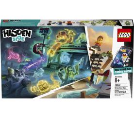 Lego Hidden Side Útok na stánek s krevetami
