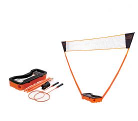 NILS Skládací síť na badminton ZSB-1