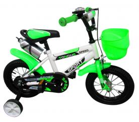 """R-Sport Dětské kolo P4 12"""" Zelené"""