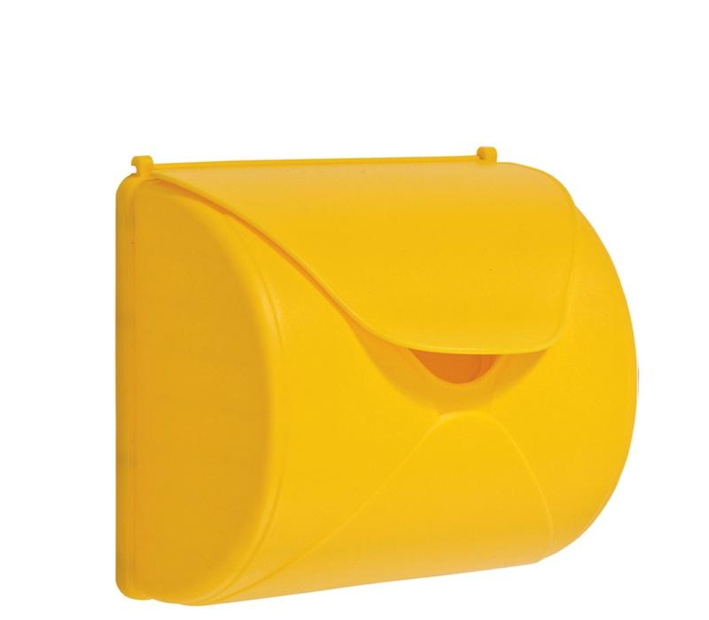 Axi Poštovní schránka MAILBOX Yellow