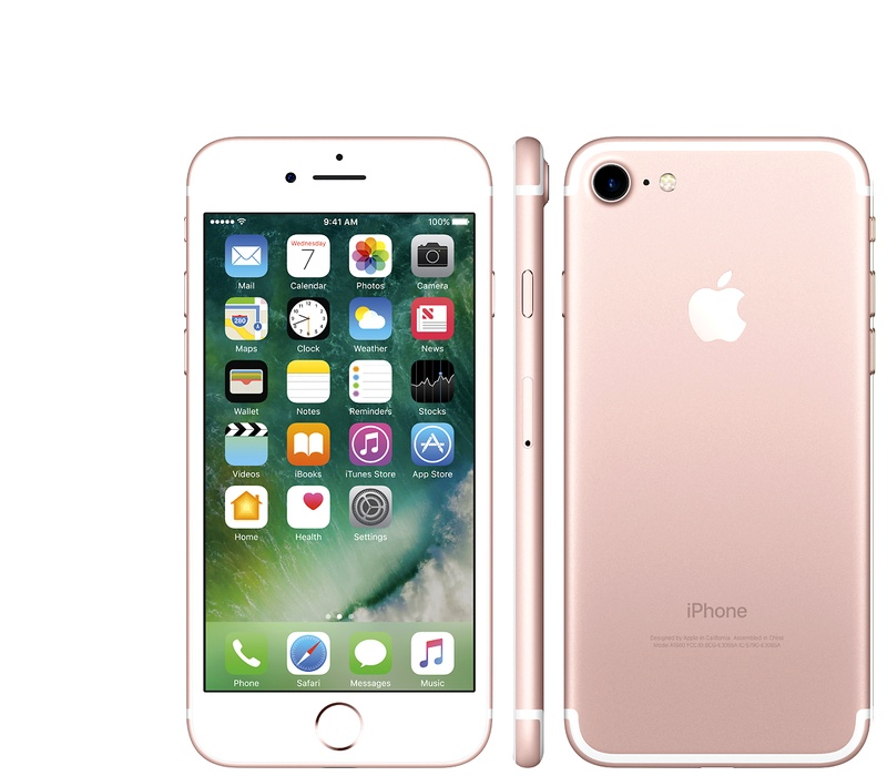 Apple iPhone 7 32GB Rose Gold Kategorie: A
