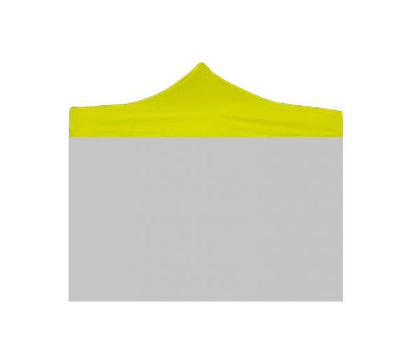 Aga Náhradní střecha POP UP 2x2 m Yellow