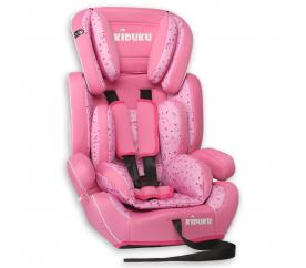 Kiduku Autosedačka Rose - Pink