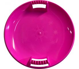 Aga hótányér rózsaszín