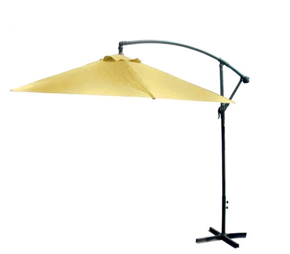 Linder Exclusiv Zahradní slunečník konzolový MC2007 300 cm Beige