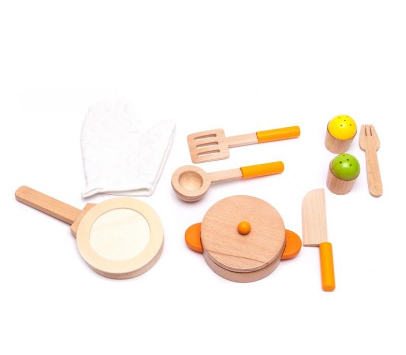 Aga4Kids Dětské nádobí COOKWARE SET 1