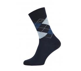 Versace 19.69 Skarpetki BUSINESS 5-Pack Navy-Blue (C171)