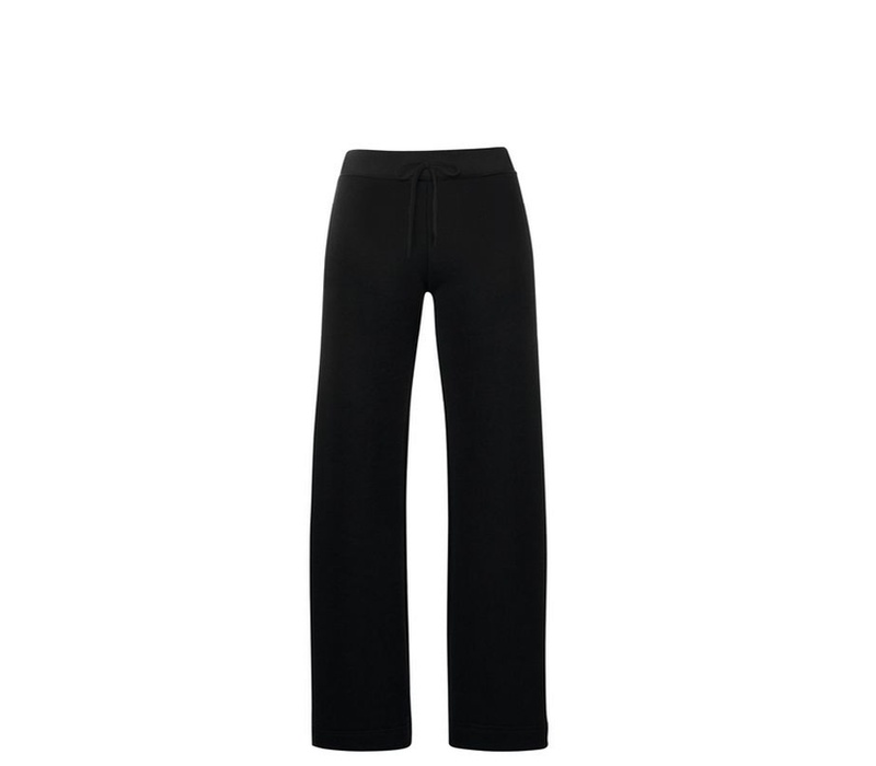 Fruit Of The Loom LADY-FIT JOG PANTS Black