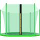 Aga Vnútorná ochranná sieť 250 cm na 6 tyčí Light Green