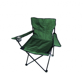Linder Exclusiv ANGLER PO2432 Green Kemping szék