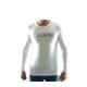 CALVIN KLEIN Koszulka długi rękaw cmp12r Blanc