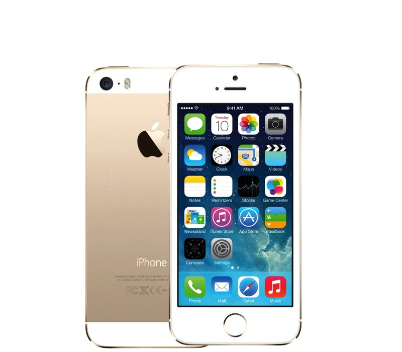 Apple iPhone 5S 16GB Gold Kategórie: B