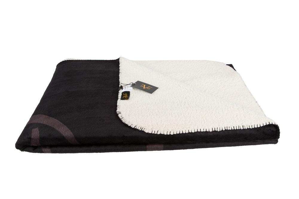 Versace 19.69 Deka FLEECE 200x150 cm C39 Black