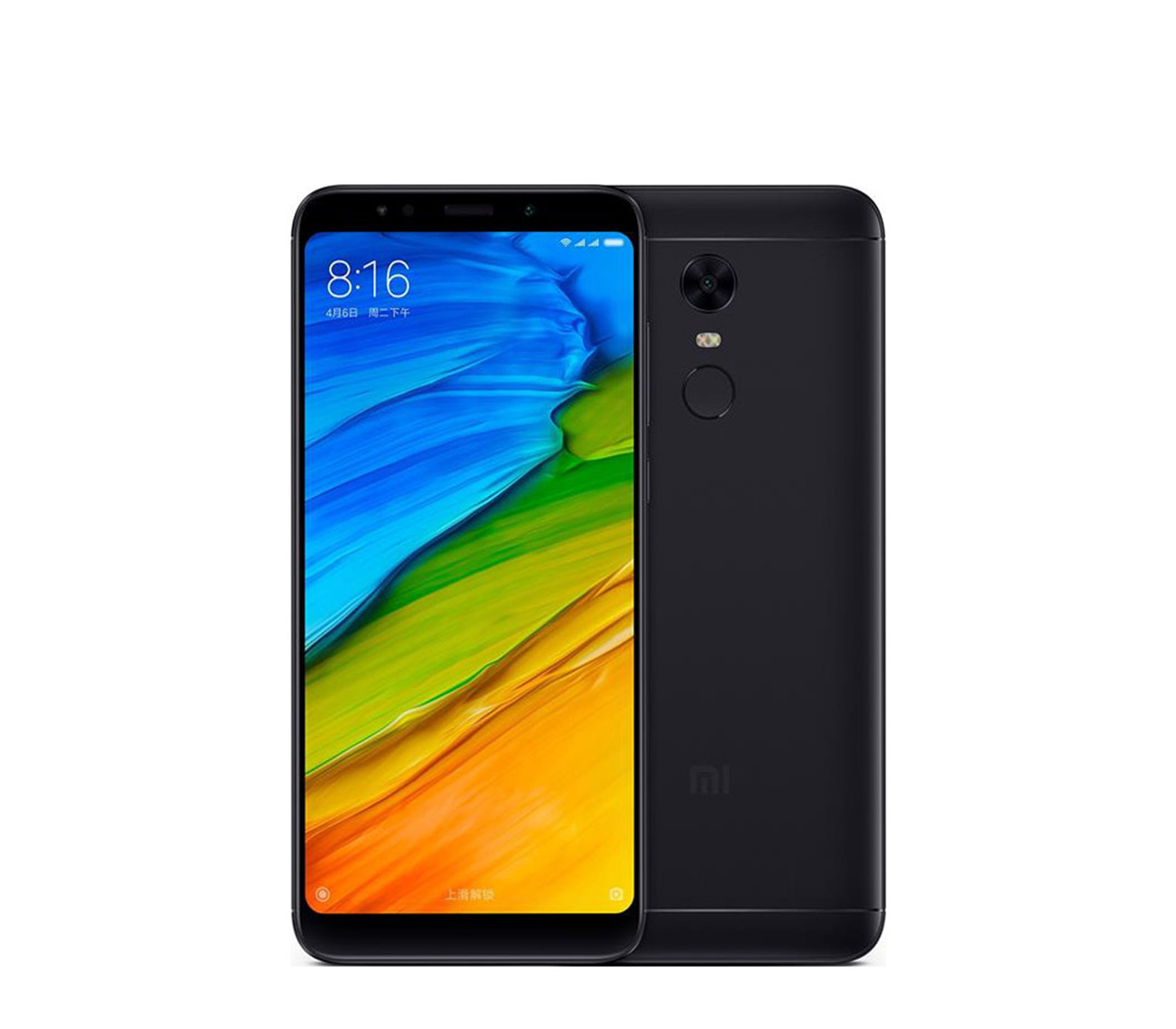 Xiaomi Redmi 5 Plus 4GB/64GB Black