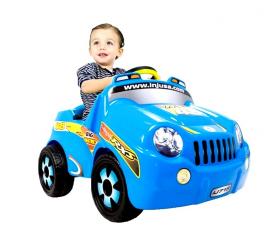Injusa samochód elektryczny BIG KID 6V 715