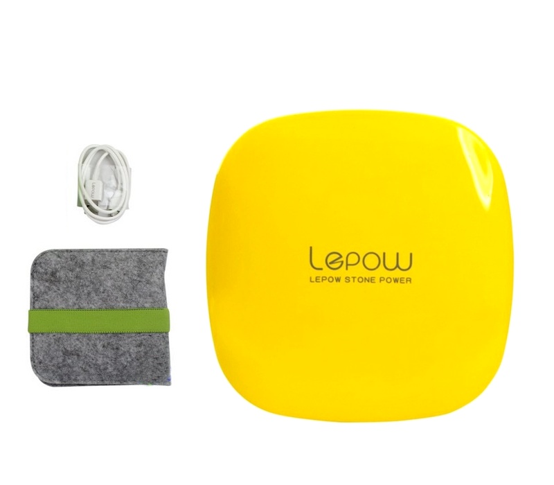 Lepow Moonstone 6000 mAh Yellow