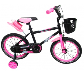 """R-Sport Dětské kolo P6 16"""" Růžové"""