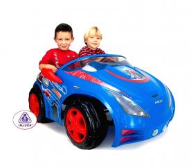 Injusa samochód elektryczny REW THE AMAZING SPIDER-MAN 2 12V 75261