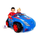 Injusa Elektrické autíčko REW THE AMAZING SPIDER-MAN 2 12V