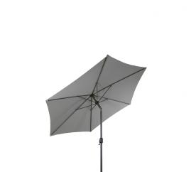 Linder Exclusiv Slunečník Knick 300 cm Light Grey