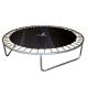 Aga Mata do skakania na trampolinę 518 cm (17 ft) na 108 sprężyn