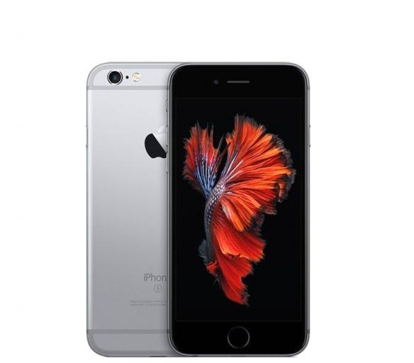 Apple iPhone 6S 16GB Space Grey Kategorie: B