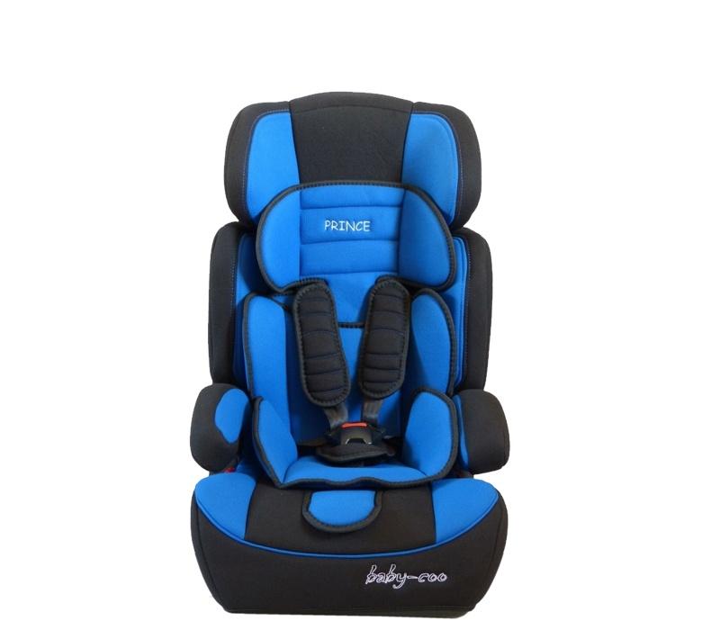 Baby Coo autosedačka PRINCE 2018 Black Blue