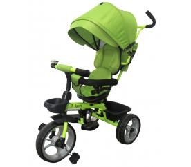 R-Sport Multifunkční tříkolka T2 Green