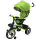 R-Sport Multifunkčná trojkolka T2 Green