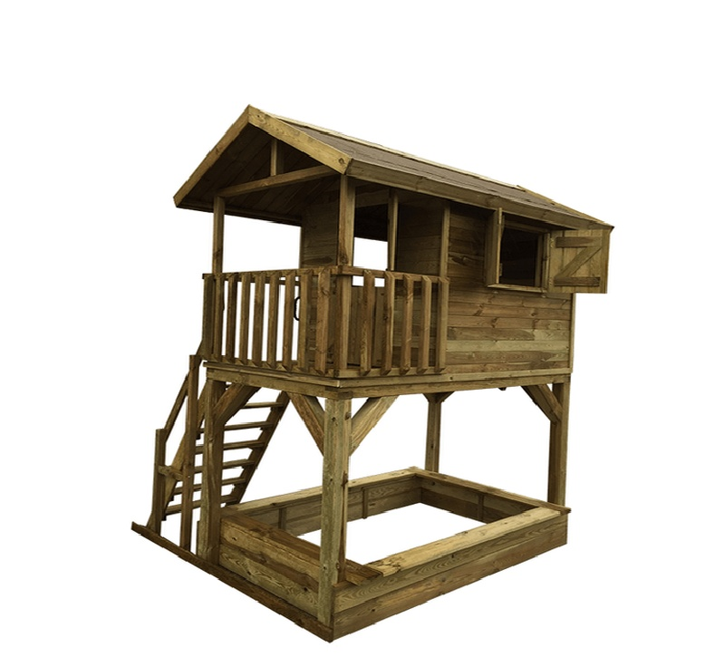 Prestige Hrací domeček TREE HOUSE DE LUXE