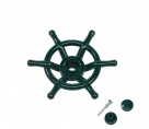 Axi STEERING WHEEL Green