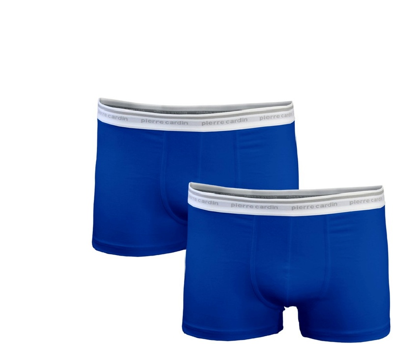 PIERRE CARDIN Boxerky 2-PACK PCU95 Royal