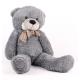Aga4Kids Plyšový medveď 130 cm Sivý