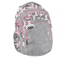Paso Školní batoh Barbie Face