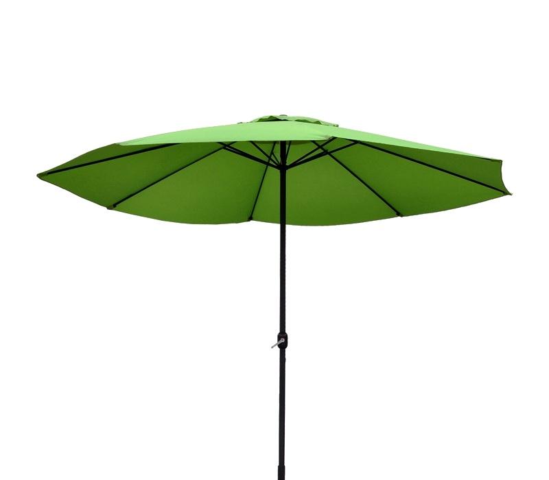 Aga Slnečník CLASSIC 300 cm Apple Green