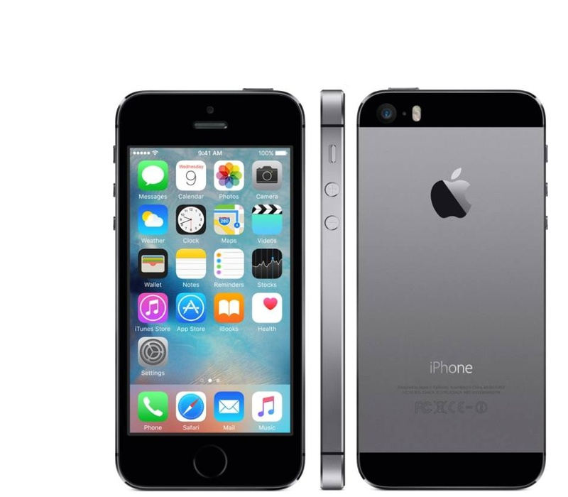 Apple iPhone 5S 32GB Grey Kategórie: C