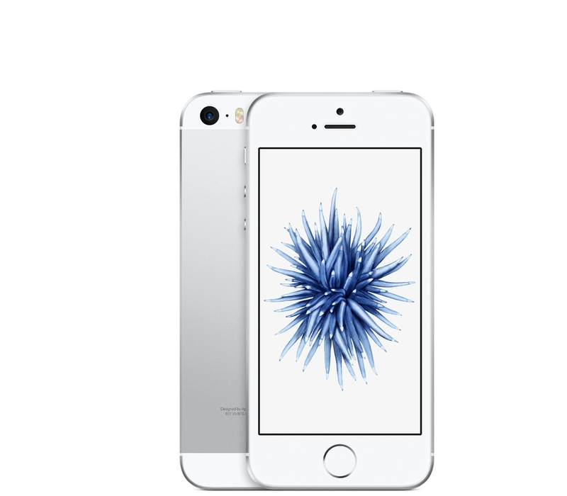 Apple iPhone SE 64GB Silver Kategorie: A